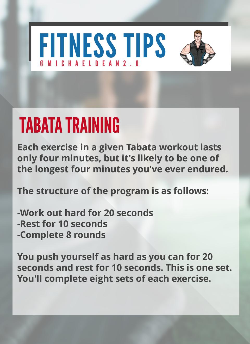 fitness tips 1